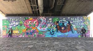 DBH x FRENEMY Vienna, Austria 2018