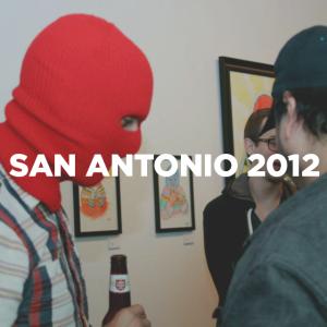 San Antonio 2012