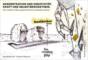 Illustration for BoulderBar Vienna