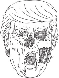 Zombie Trump for ZMB